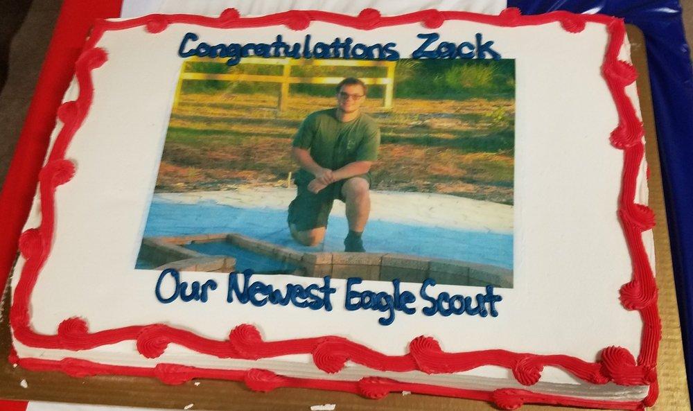 The Zack Cake