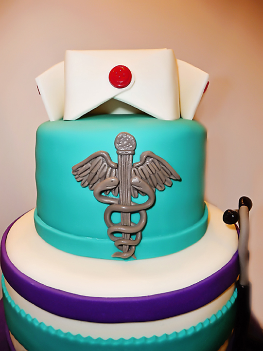 Nursing The Cake Fairy