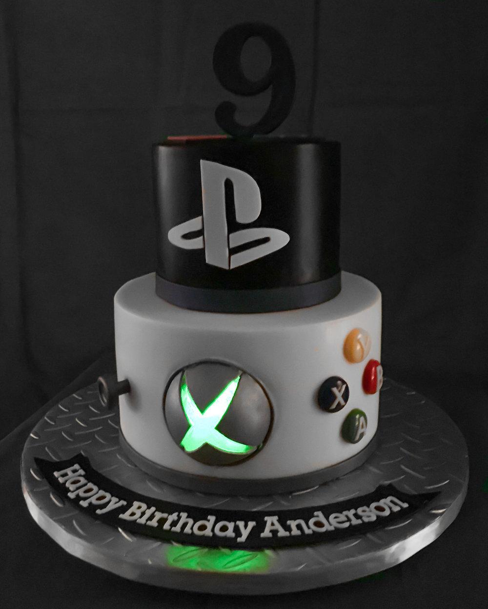 Birthday Cakes The Cake Fairy