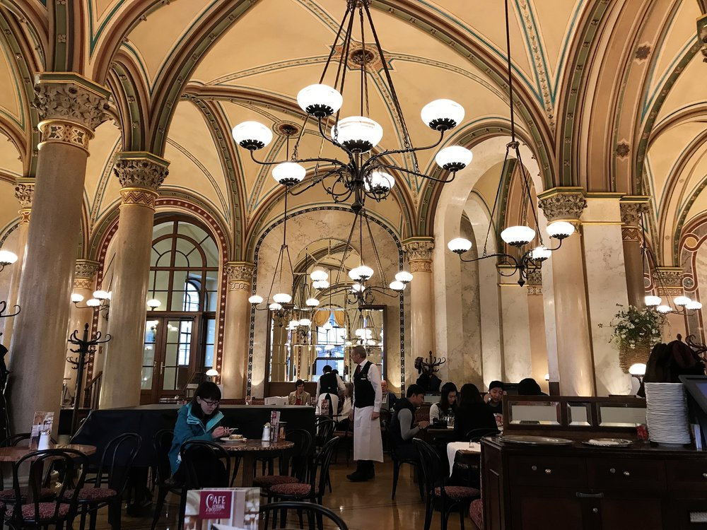 Cafe Central, Wien
