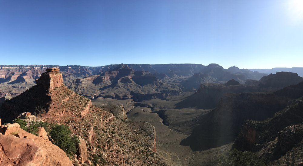 The Inner Canyon, South Kaibab Trail, Grand Canyon, Arizona