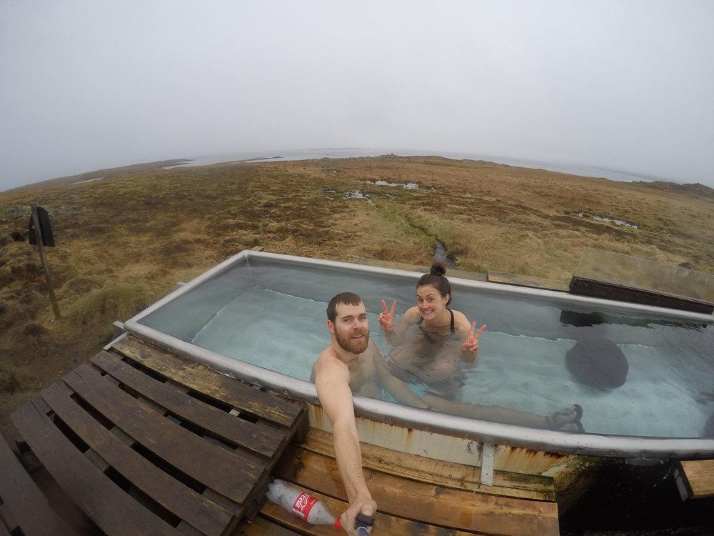 Hidden Tub