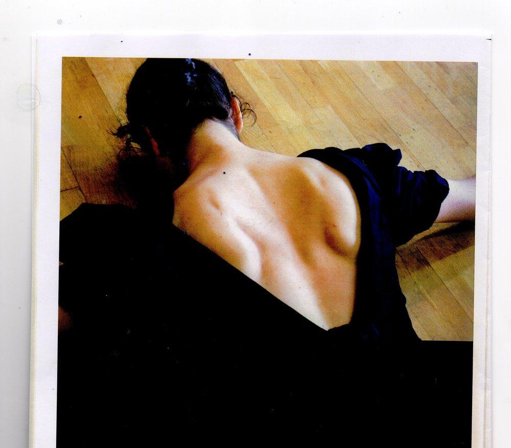 Credit: Ella Clarke  Performer:Deirdre O'Neill (Bow-Tie like 'Chioni)