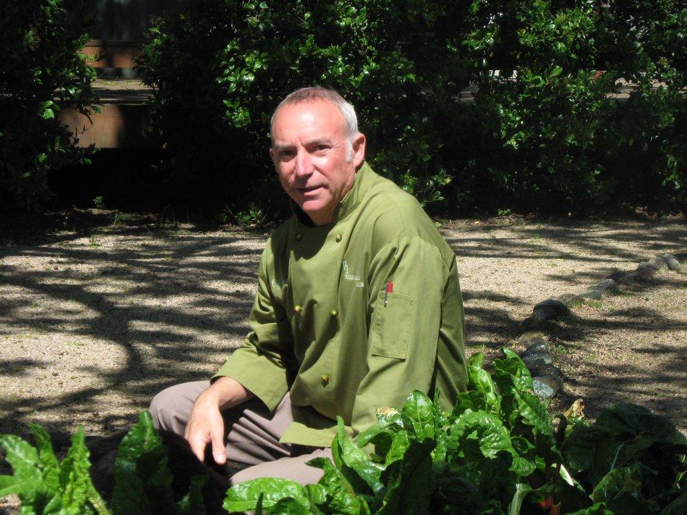 Chef Steve Rose