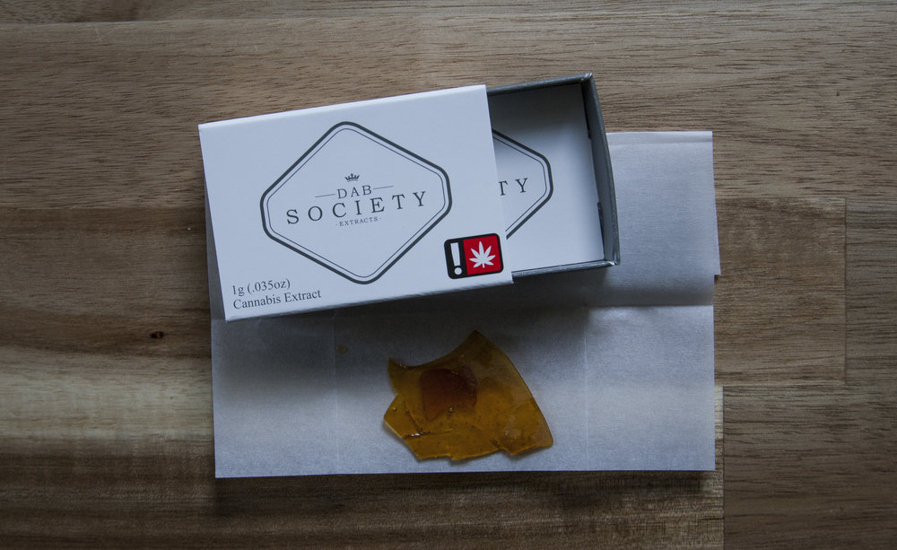 - Dab Society Extracts      Providing Oregon with un-compromised quality and consistency, Dab Society is sure to satisfy even the most sophisticated dab smokers.
