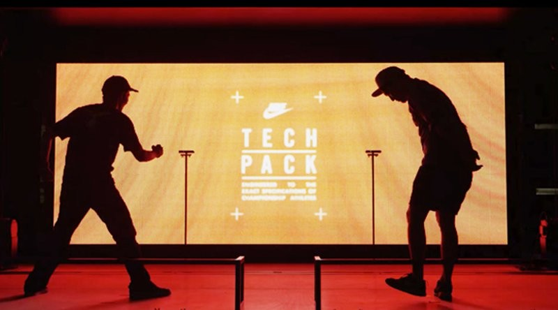 Nike Tech Pack Box Tokyo, 2013