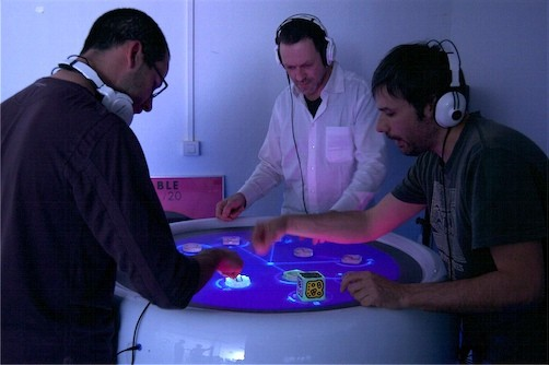Reactable by MOS