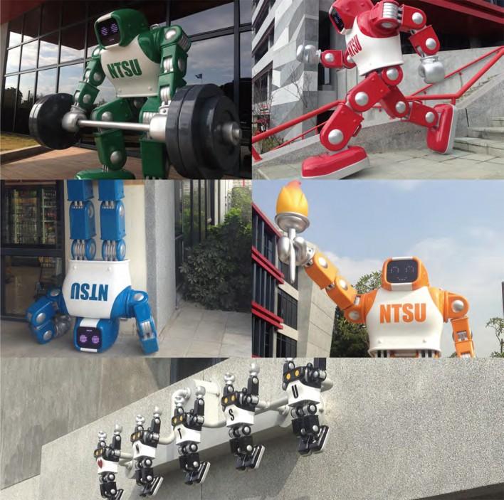 Ntsu Sport Robots