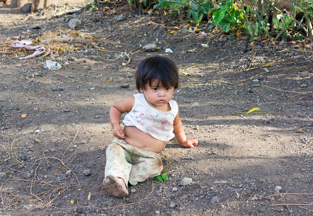 children in Cristo Rey