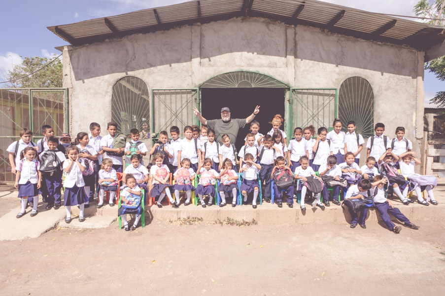Child Sponsorship for Cristo Rey School