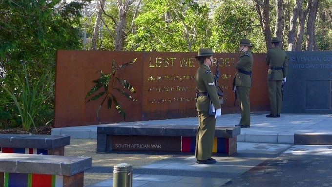 TAWA MEMORIAL UNVEILED We are very proud to have had the opportunity to work with the Tawa Historical Society to design a memorial to commorate Tawa residents who have lost thier lives in the cause of peace...