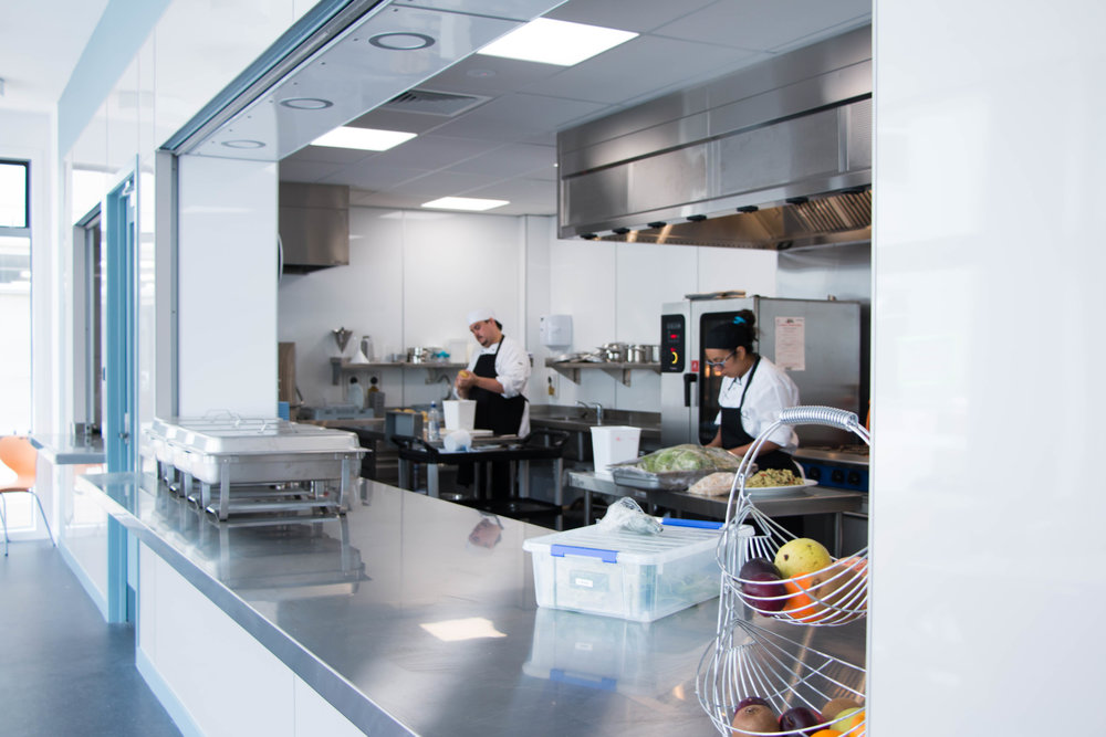 Queen Margaret House Kitchen