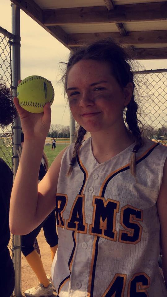 LAUREN SHEDIWY    4/8/17    SEP Rams 14u Gold