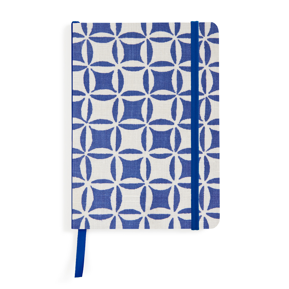 Grandma's Patchwork  Notebook   60 blank pages, 5 x 7 in.