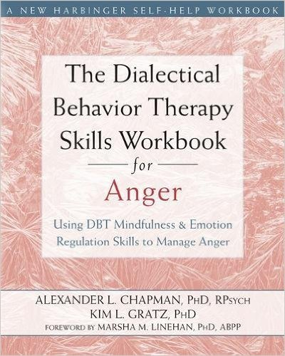 The DBT Skills Book for Anger.