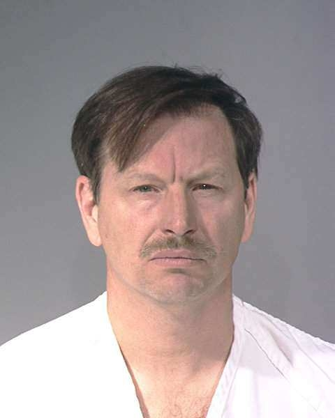 Gary Ridgway 2001 Mugshot - Kings County Sheriff's Office
