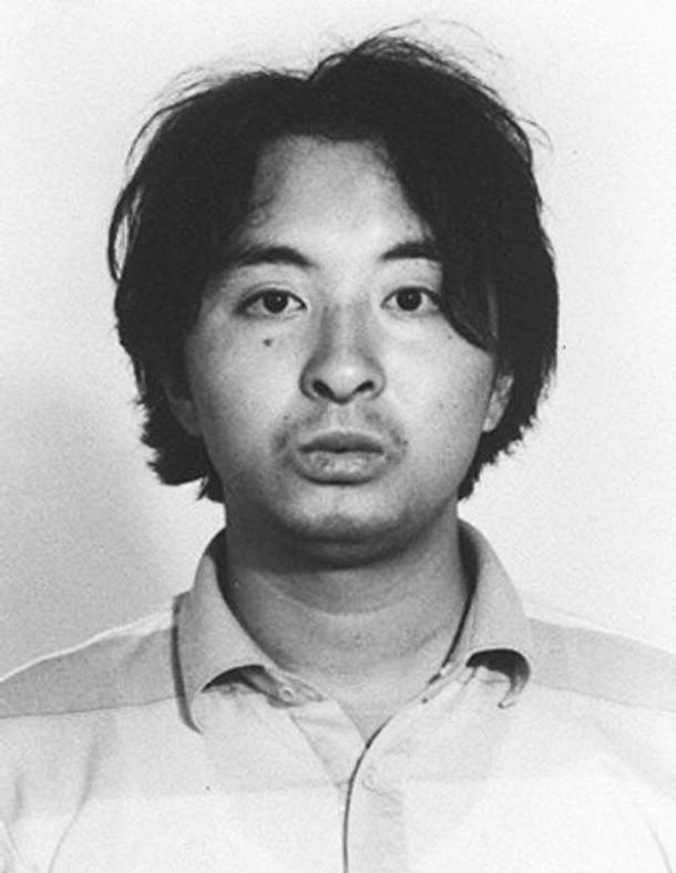 Tsutomu Miyazaki - Undated handout image distributed to media. Source: http://murderpedia.org/male.M/m/miyazaki-tsutomu-photos.htm