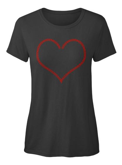 murder heart tee tshirt serial killer clothing red black