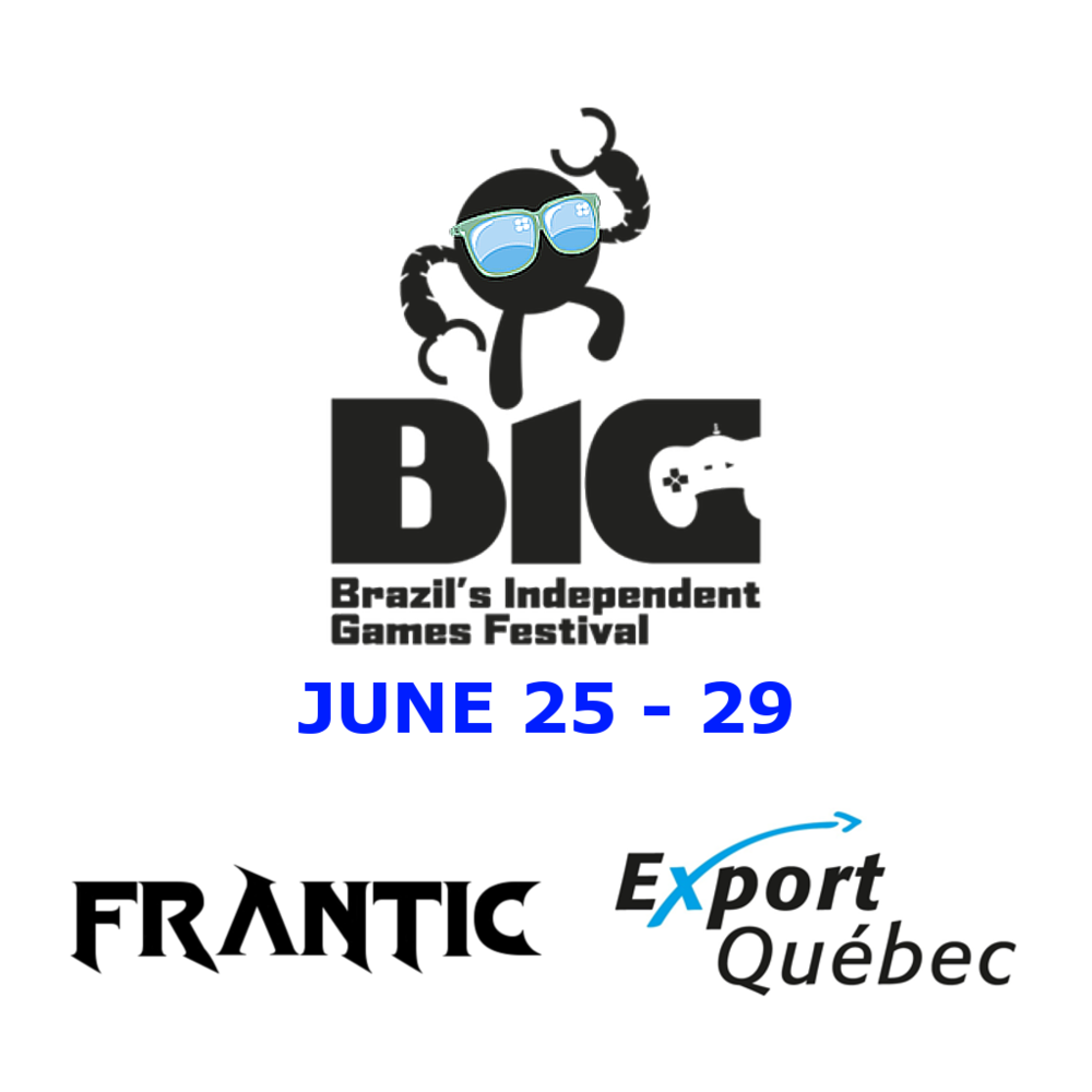 We will be at BIG 2018 in Brazil starting June 25th with a delegation from Quebec. We will show demos of the Spider Engine.See you there! -