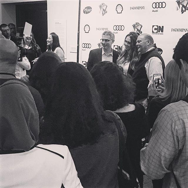 Inspiration day 2 at Fast Company Innovation Festival! 😍