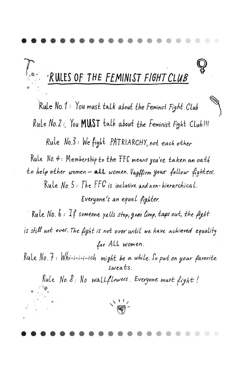 Pdf fight club