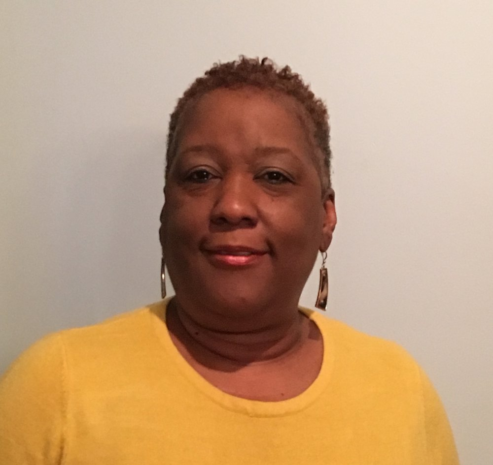 Jeanette McAllister-McDonald, MSW, currently Field Supervisor of Unit B, Family Court of St. Louis City.  Jeanette is a longtime board member, and has experience with a number of Family Court Restorative Justice programming efforts.  She helped to develop the School Restorative Justice Program