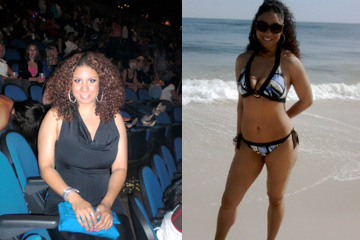 Vanessa lost 40 pounds and 12% body fat. Here is her story in her own words: