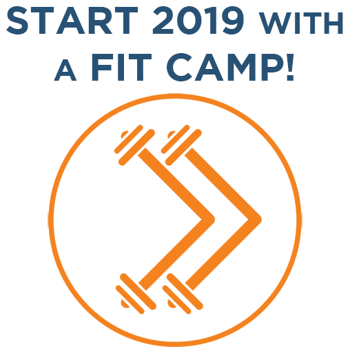 Start 2019 with a Fit Camp!