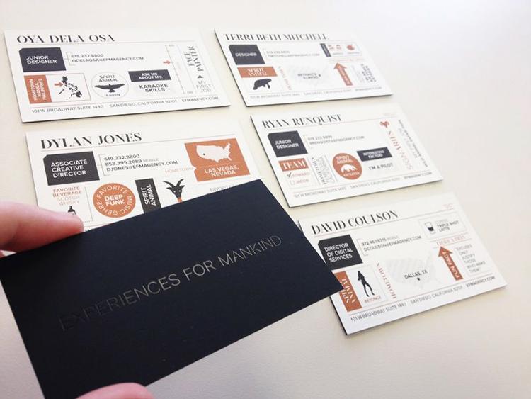 Efm business cards business card backs reheart Choice Image