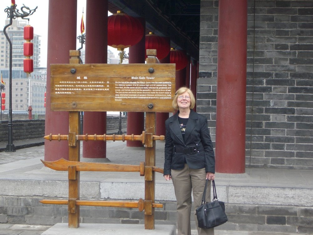 jackie in china 1