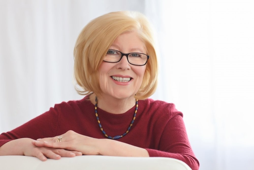 Author Jacqueline Goldstein