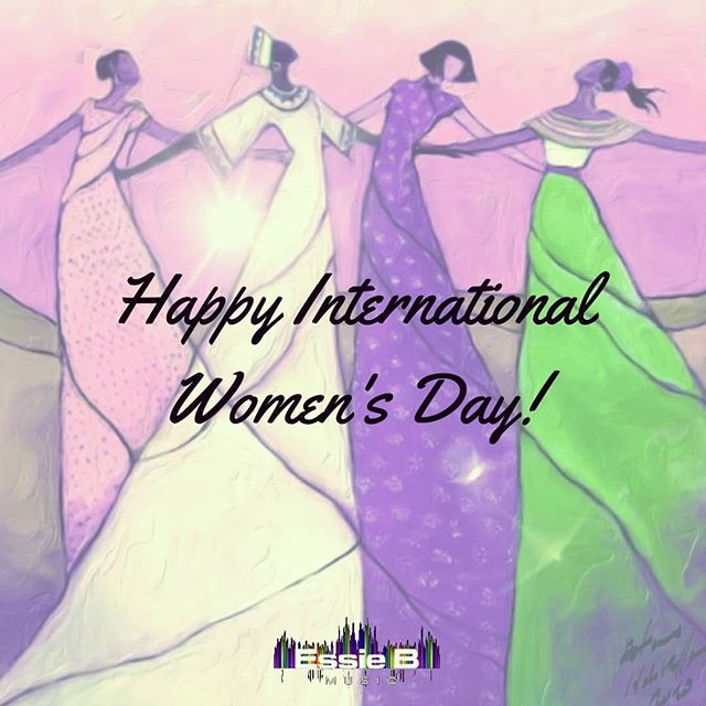 A balanced world is a better world. Let's celebrate women's achievement! Celebrate your sisters, your daughters, your mothers and your aunties 😄😊 Raise awareness against bias. Take action for equality! Happy International Women's Day to all women chasing her dreams and living life to the fullest! 👩👩🏻👩🏼👩🏽👩🏾👩🏿👩👩🏻👩🏼👩🏽👩🏾👩🏿 #IWD2019 #BalanceIsBetter #HappyWomensDay #WomenInMusicBusiness #WomenInBusiness #ThankGodForWomen #NotYourAverageBeatMaker #WomenMakeMusic #EssieBMusic #MusicProducer #Muscian #NormalNotNovelty