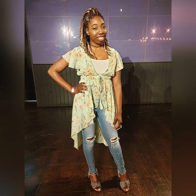 #OOTN #OOTD💃🏾 Swipe Left 👈🏾 for my cheesy grin 😁 📸 @rochelleloro - my twin 😘  #UGotGame #ChristianGamesNight #ChristianMedia #ChristianMingle #ChristianEvents #FunTimes #GoodTimes #GodlyCompany #AllBarOne #TheO2 #Photoshoot #WorkIt #Werk #StylinOnEm #EssieBMusic #NotYourAverageBeatMaker #DontSleepOnYaGirl