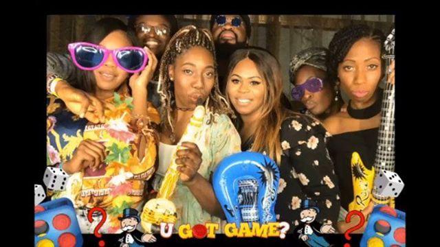 @ugot_game #Photoshoot #Photobooth #FunTimes #WorkIt #TheO2 #AllBarOne #ChristianEvents #ChristianMingle #ChristianMedia #ChristianGamesNight #Events #GamesNight #EssieBMusic #NotYourAverageBeatMaker #DontSleepOnYaGirl 😁😂😊😍😘😎🎸🎷🎹🎵🎶🎧
