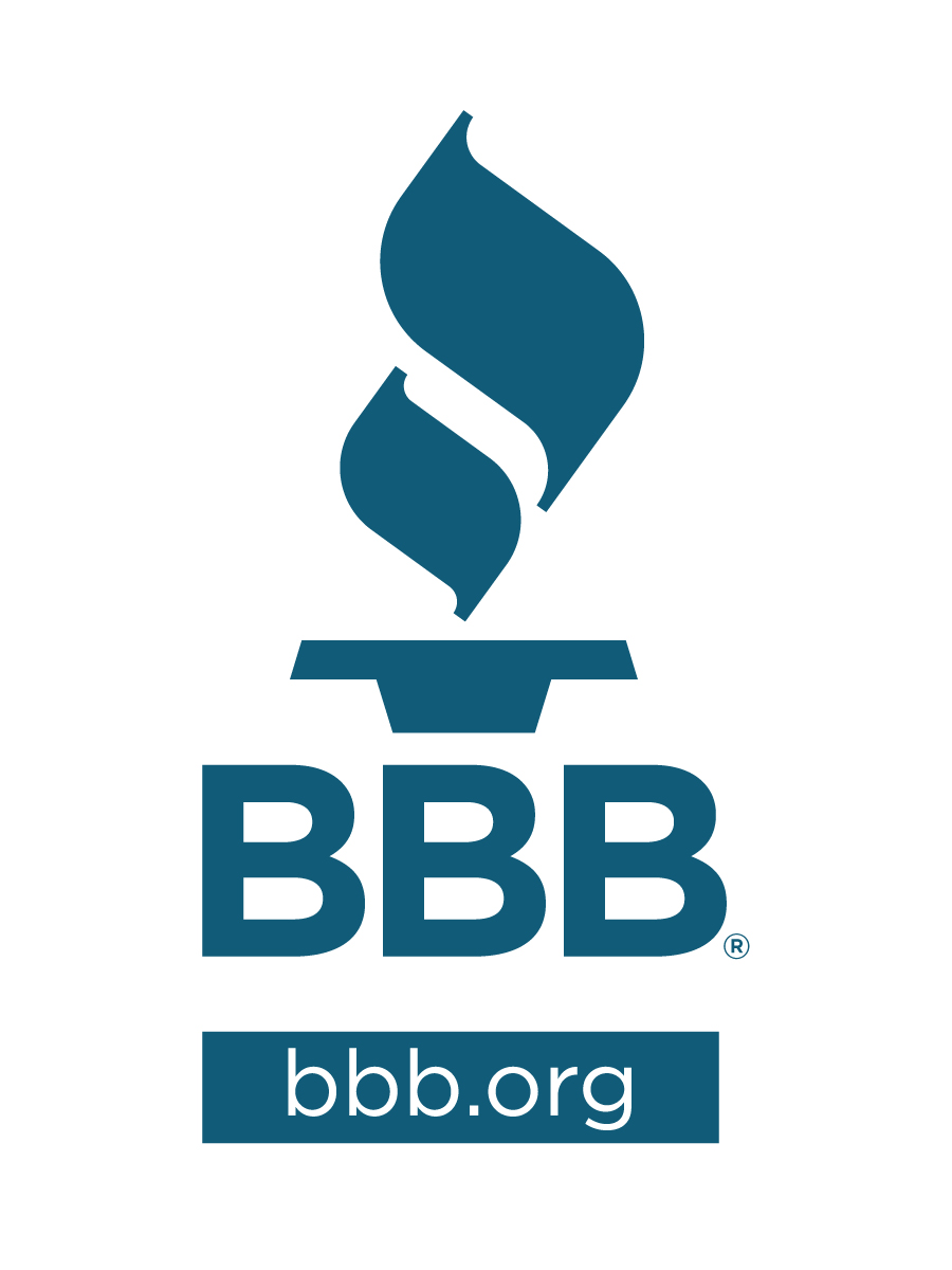 We Are BBB  A+ Accredited