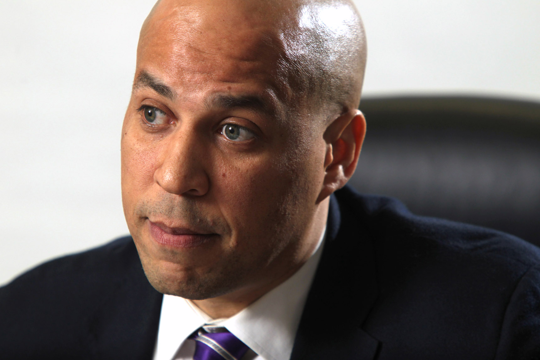 Portrait of Cory Booker