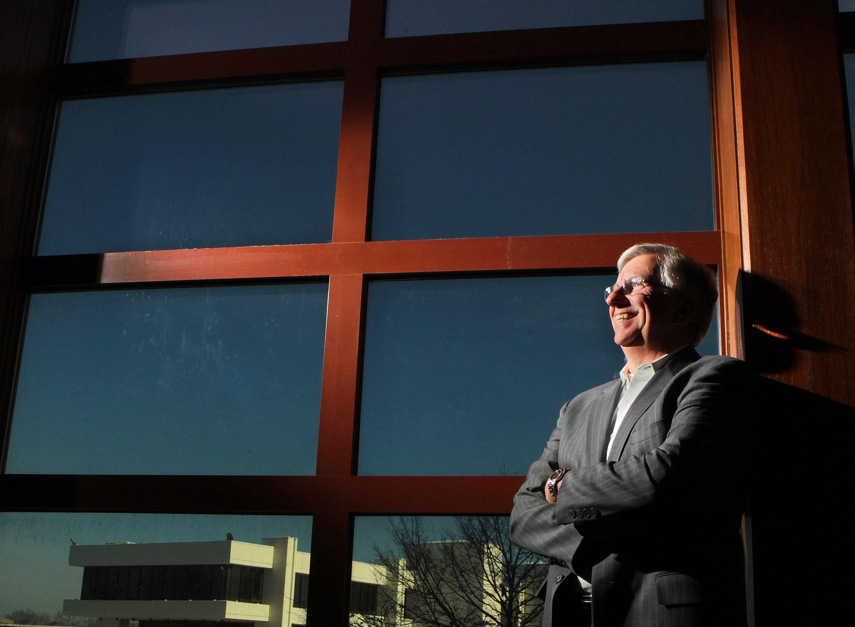 NJ CEO executive portrait