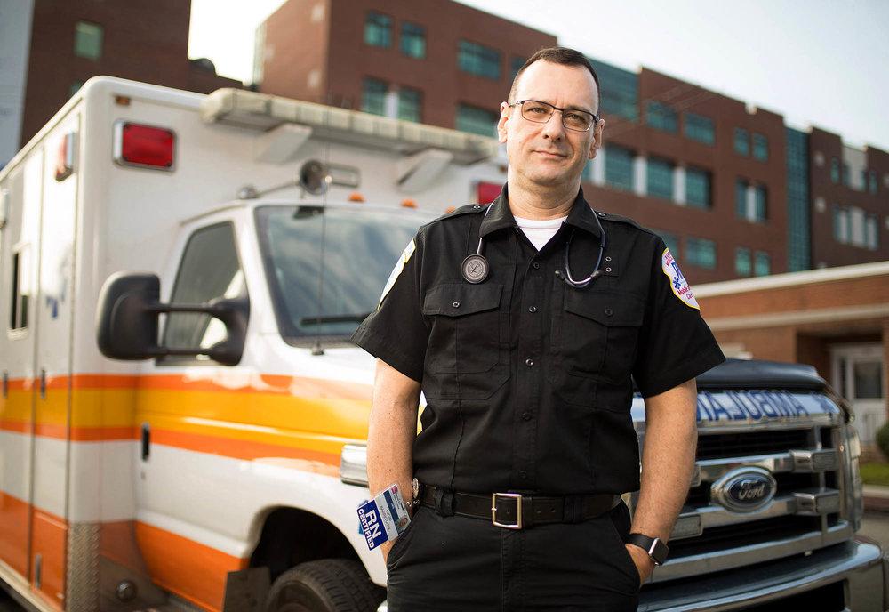 New Brunswick healthcare photographer