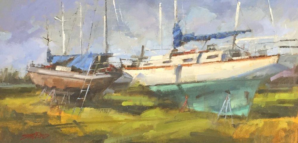 Sailing Soon