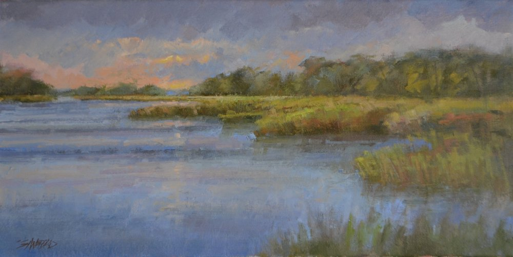 Marsh Water