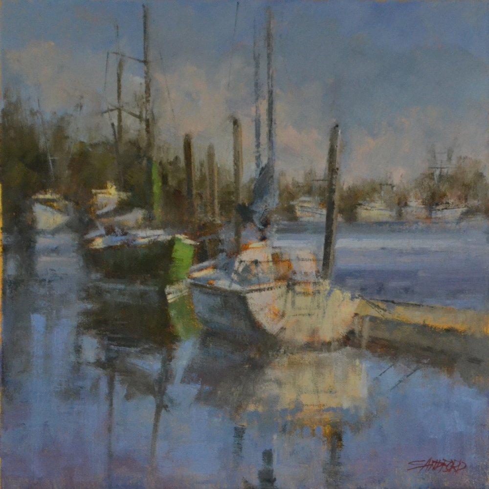 Saling Dock