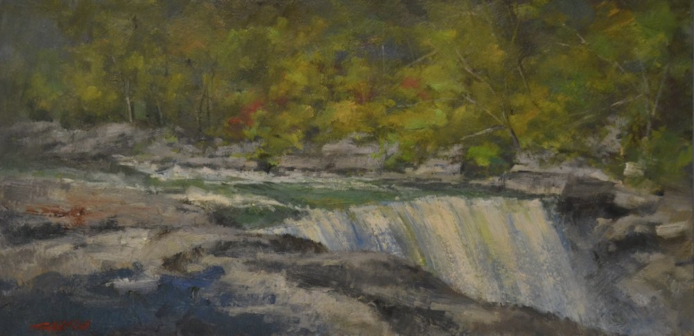 The Falls in Fall