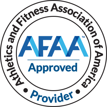 Complete the Living Wellness Certification and receive 12 AFAA CECs!