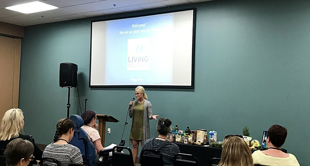 Living Well on Every Budget , Julie Frandsen