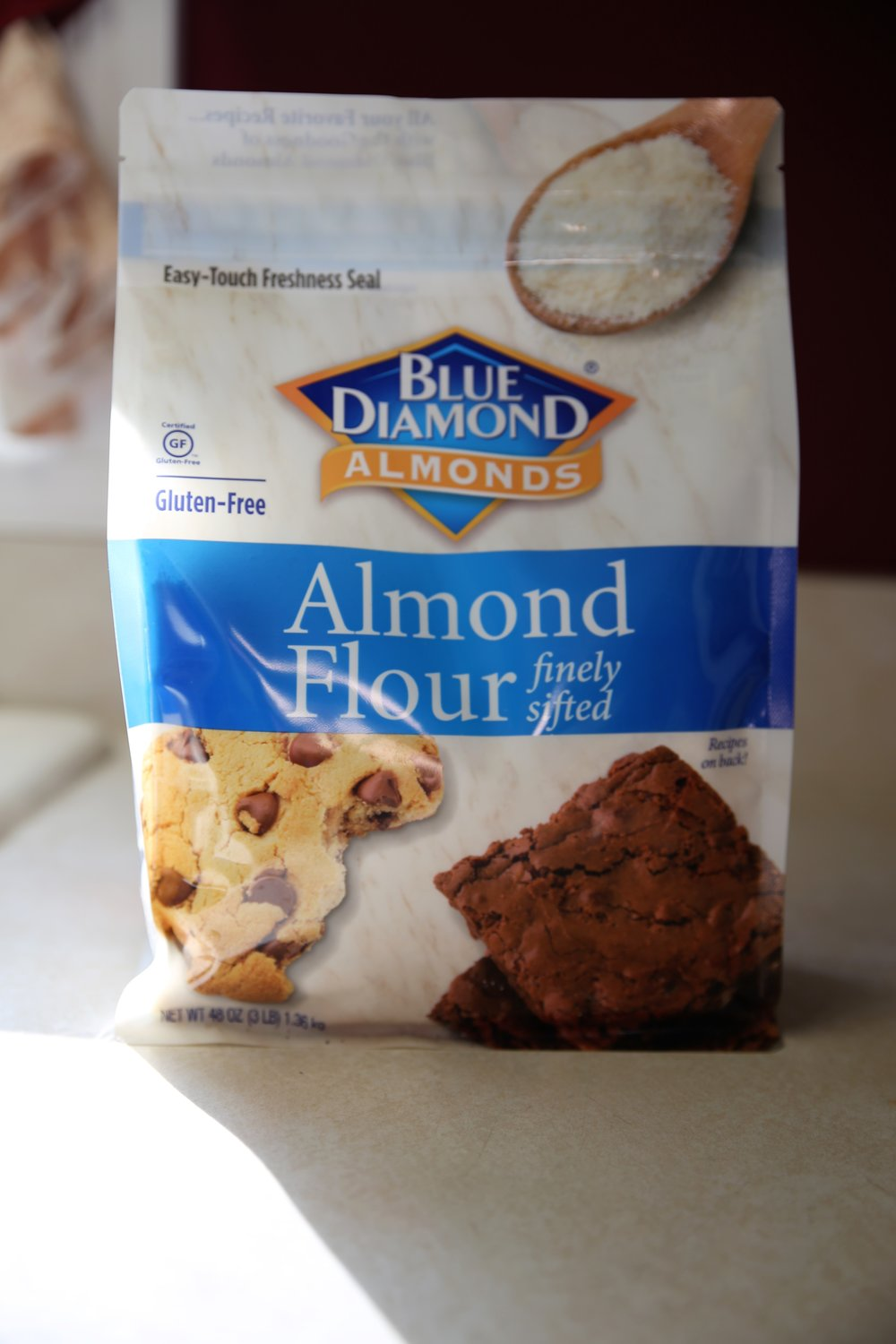 Almond Flour is a protein and healthy fat superstar flour alternative - Almond Flour is also not 1:1 to all purpose wheat flour; however it definitely plays a little nicer than coconut flour. Note: Almond flour has more moisture than regular wheat flour AND make sure to get