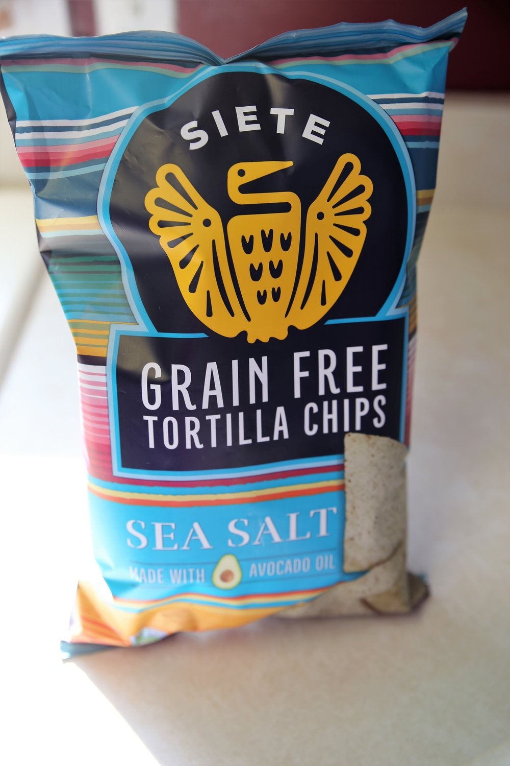 Tortilla Chips - I wouldn't call these chips a