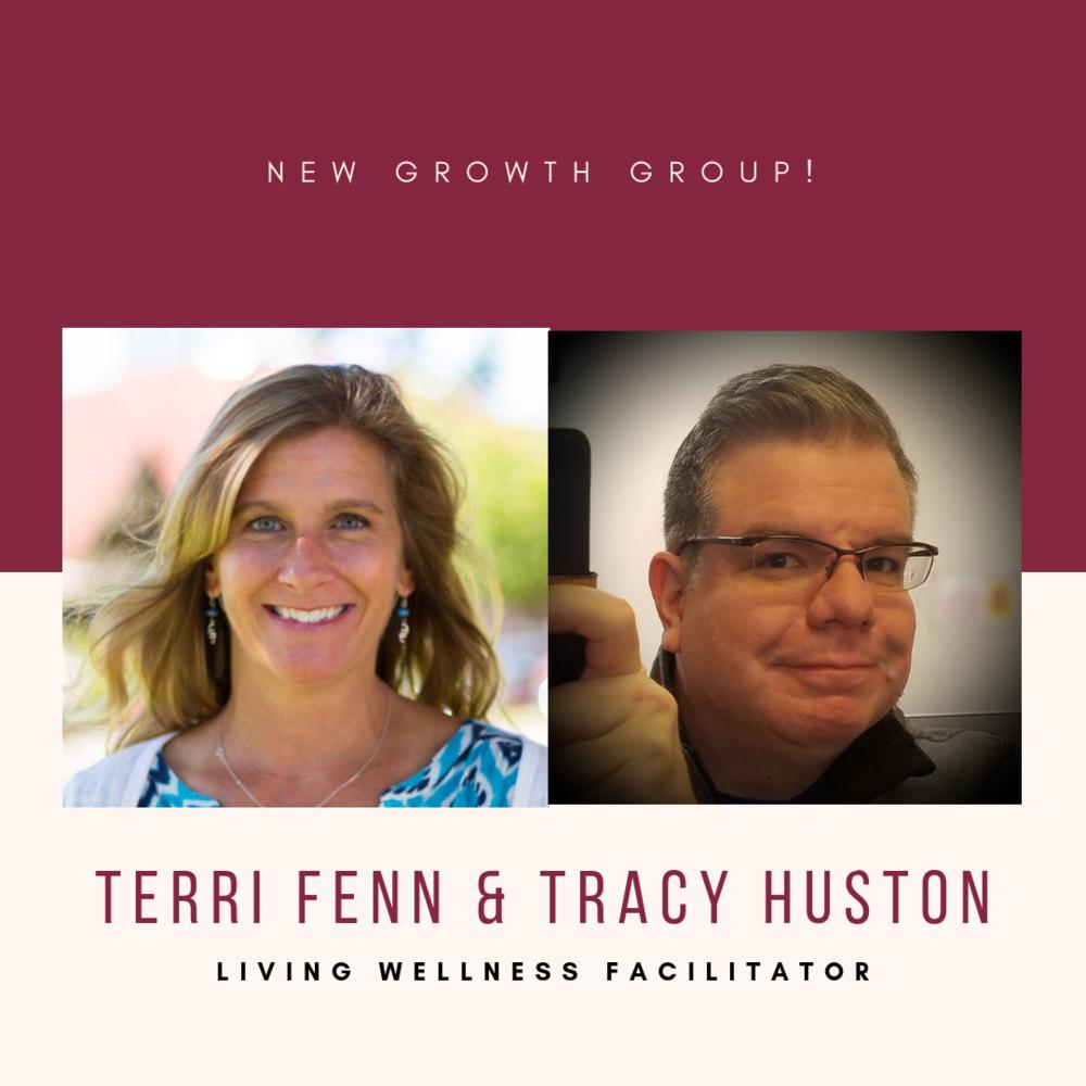 Terri Fenn & Tracy HustonSundays, January 6th - February 24thLynnwod, WAPrivate Group -