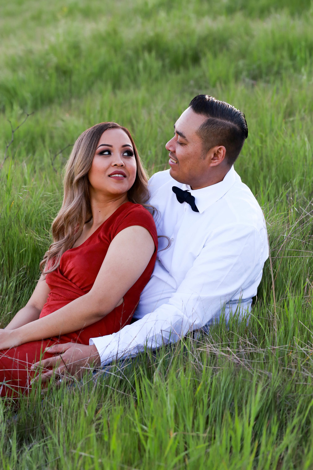 SARANN + DON // ENGAGEMENT