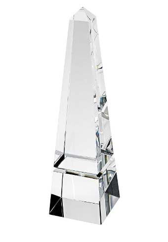 10inch Badash Crystal Obelisk $69.99 from Bed, Bath & Beyond