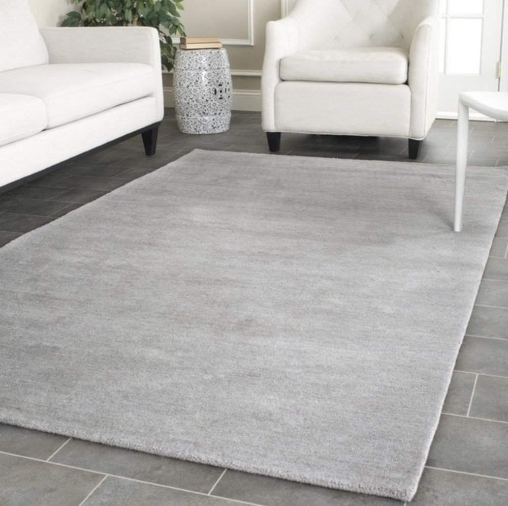 Safavieh 8 foot square rug from Overstock for $155.24